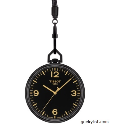Tissot Lepine T8634099905700 Quartz Pocket watch