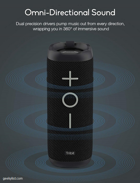 Tribit XBoom (BTS30) Bluetooth Speaker