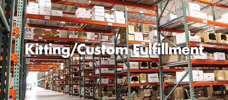Kitting and Custom Fulfillment