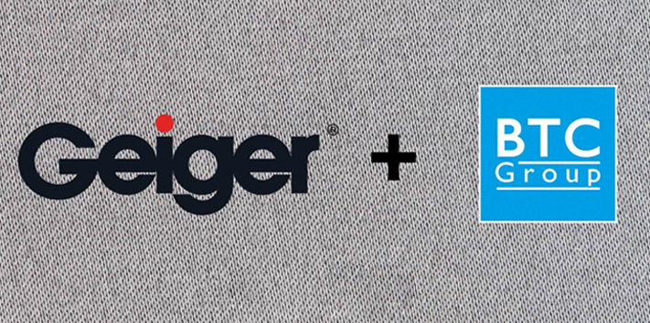 Geiger + BTC Group brands coming together