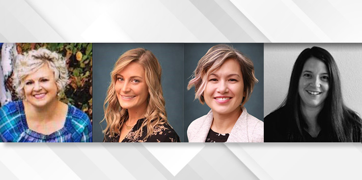 Geiger Promotes Four in Corporate Programs