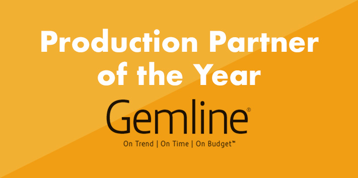 Geiger Production Partner of the Year