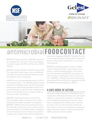 Biosafe® Food Contact Guidelines