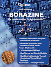 Borazine--A Simple Solution for Boron Nitride