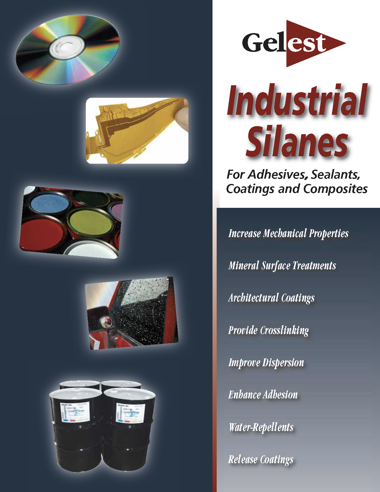 Industrial Silanes: for Adhesives, Sealants, Coatings, and Composites