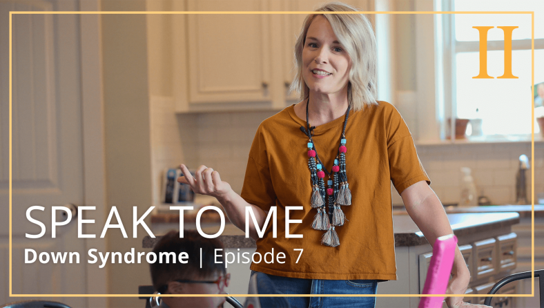 Speak To Me: A Year in the Life with Gemiini & Down Syndrome | 12 Part Documentary Series