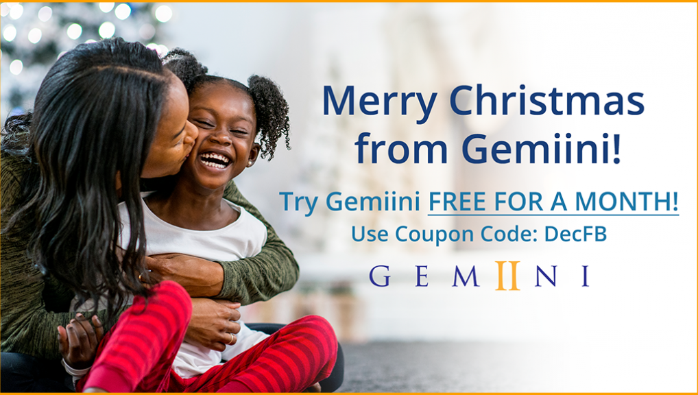Merry Christmas from Gemiini!