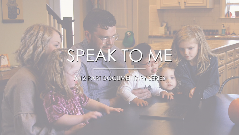 Speak To Me | 12 Part Documentary Series