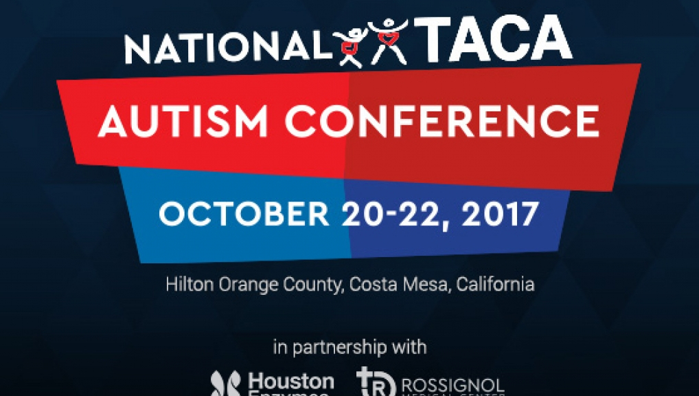 Laura Kasbar at the National TACA Autism Conference