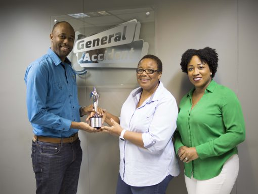 AdMarl, Silver Telly Award, General Accident Insurance