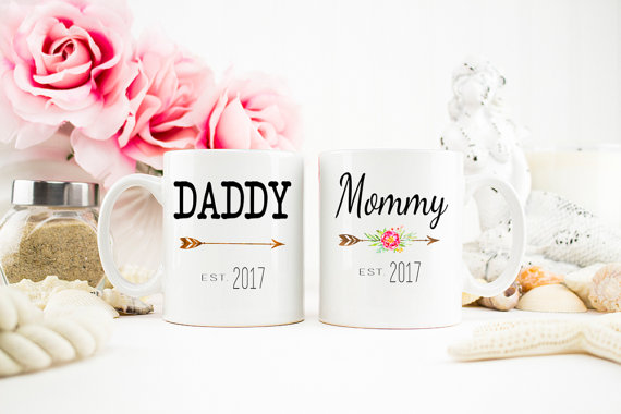 Pregnancy Gift Ideas Coffee Mugs