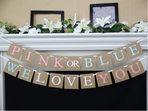 Throwing A Gender Reveal Party On A Budget