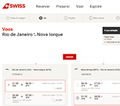 captura de tela de Swiss Air