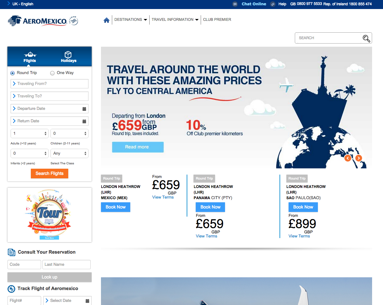 aeromexico airline reviews and airline comparison