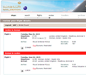 Royal Jordanian Website