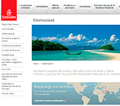 Site de Emirates