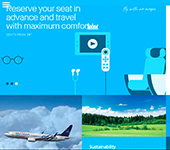 Sito web di Air Europa