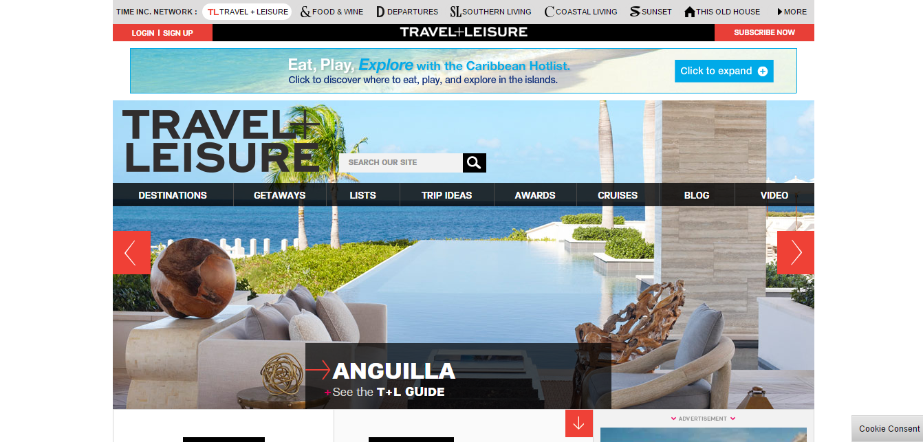 Travel And Leisure Compare Travel Websites And See Reviews Minube Net