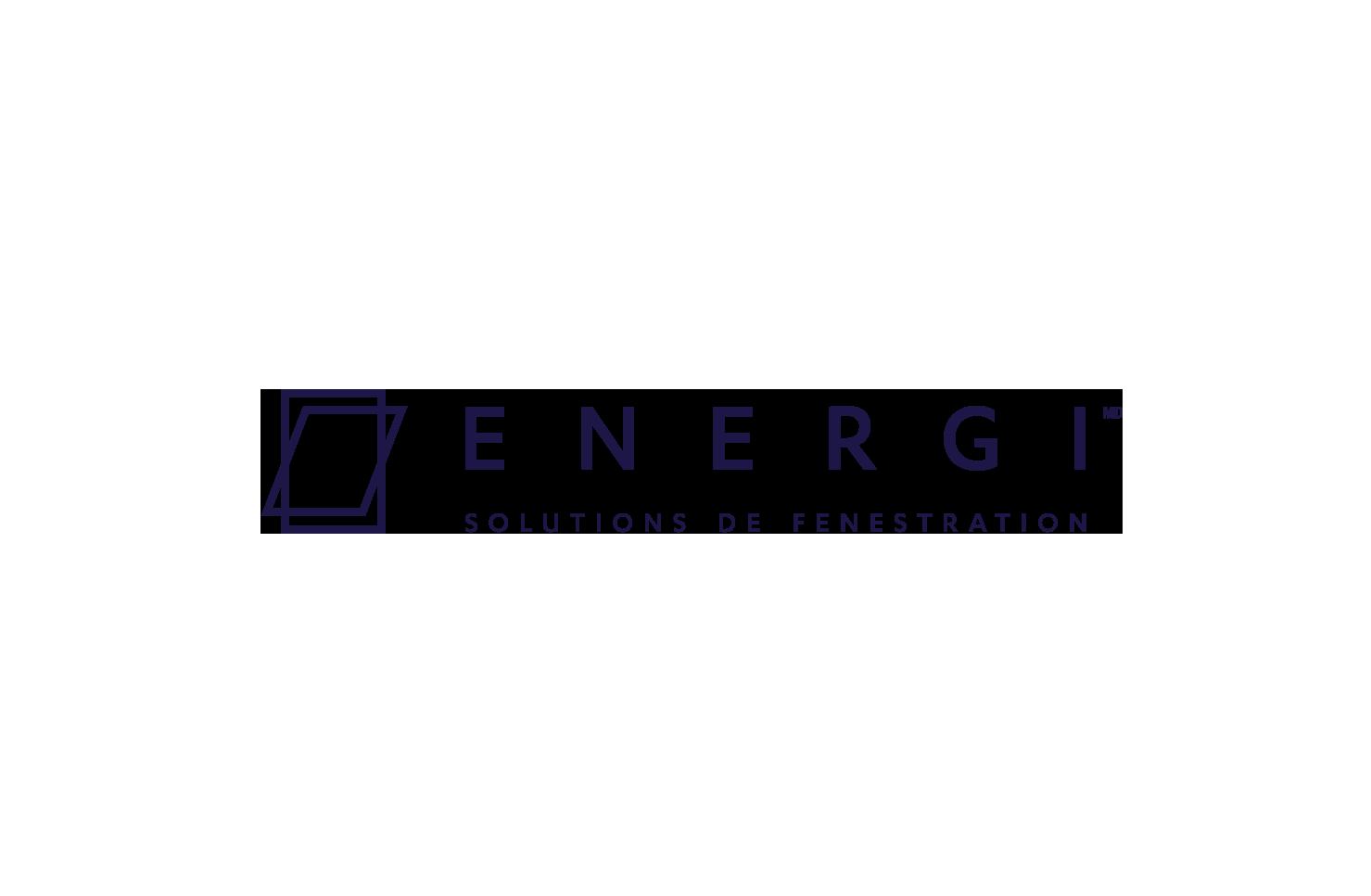 ENERGI Solutions de Fenestration