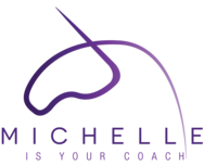 Michelle is your coach logo new