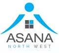 Asana northwest   white background