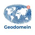 Logo geodomein social media 5 jaar logo gedomein social media