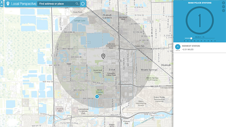 ARC Open Data & Mapping Hub