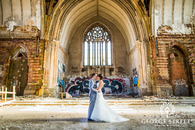 beautiful Detroit wedding photography