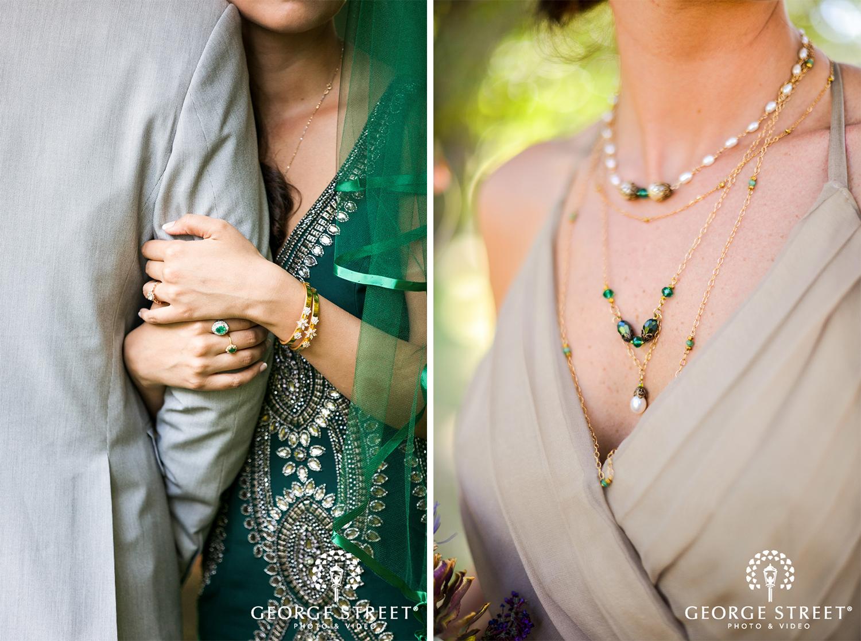 colorful wedding attire inspiration