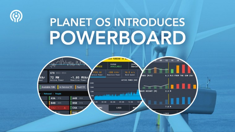 Planet OS has introduced its data intelligence solution to help wind farm operators to boost power output