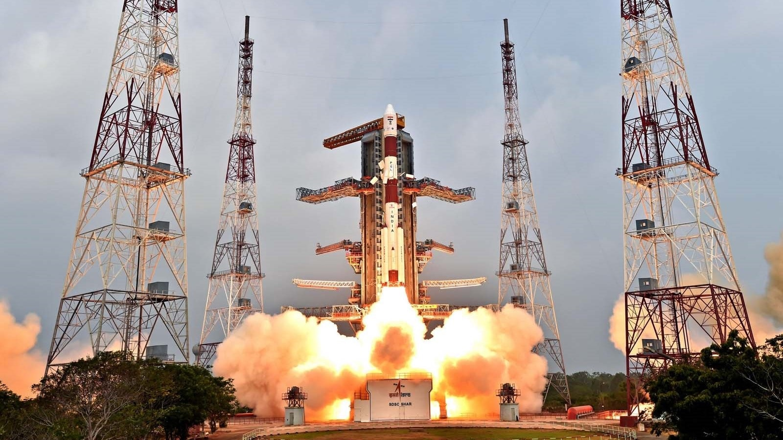 ISRO to launch Hyperspectral Imaging Satellite