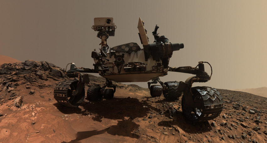 NASA's Mars Rover Curiosity to be exhibited at International Astronautical Congress (IAC)