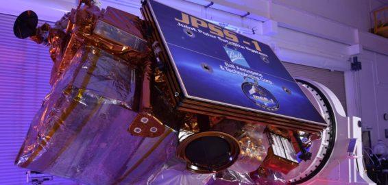 NOAA JPSS-1 satellite scheduled for launch in November
