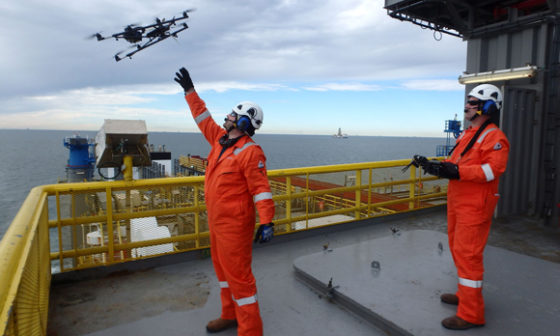 Texo Drone to launch innovative asset survey and inspection