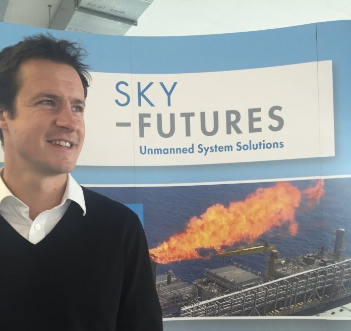 Sky-Futures launches partnership Japan's Mitsui and Co.