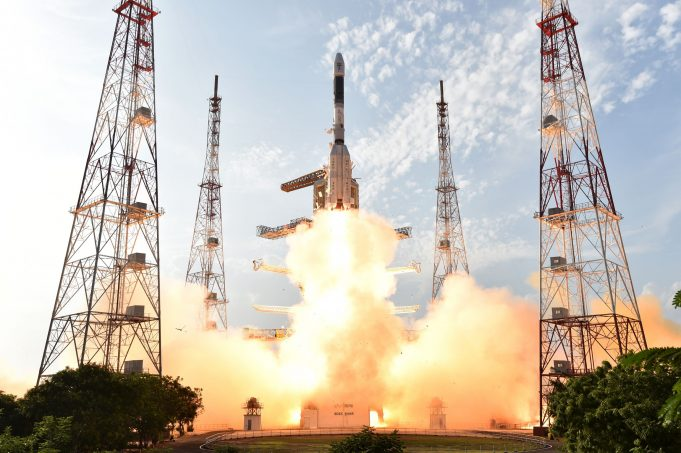 ISRO successfully puts 31 satellite in orbit