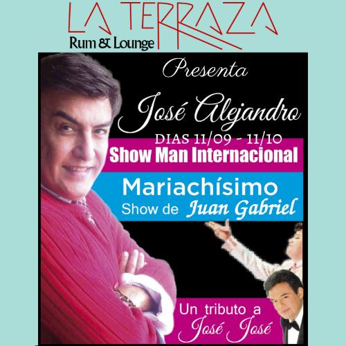 Central Arkansas Tickets La Terraza Presents Jose Alejandro