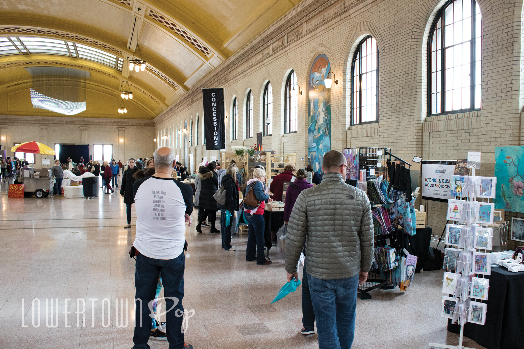 City Pages Tix | 4th annual Lowertown Pop at Union Depot