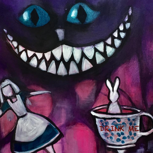 My805tix Alice In Wonderland Art Bar