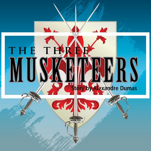 cast of the three musketeers