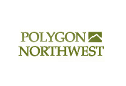 geo.to easy. fast. accurate. Polygon Northwest Homes locations by you business logo