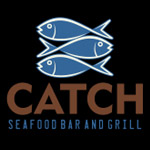 geo.to easy. fast. accurate. Catch Seafood Bar and Grill locations by you business logo
