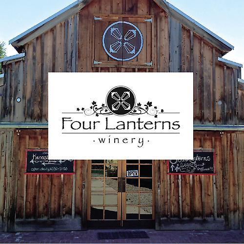 geo.to easy. fast. accurate. Four Lanterns Winery locations by you business logo