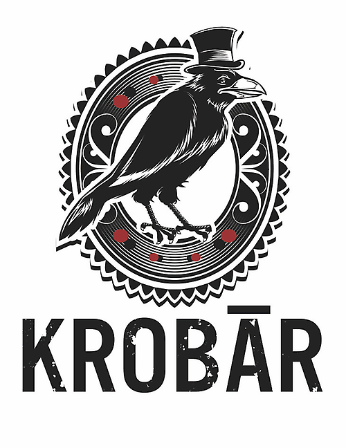 geo.to easy. fast. accurate. Krobar Craft Distillery locations by you business logo
