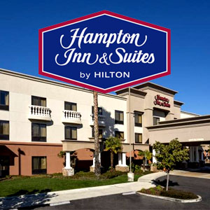 geo.to easy. fast. accurate. Hampton Inn & Suites Paso Robles locations by you business logo