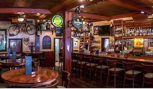 geo.to easy. fast. accurate. Pappy McGregor's Irish Pub locations by you business logo
