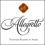 geo.to easy. fast. accurate. Allegretto Vineyard Resort locations by you business logo