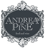geo.to easy. fast. accurate. Andrea's on Pine locations by you business logo