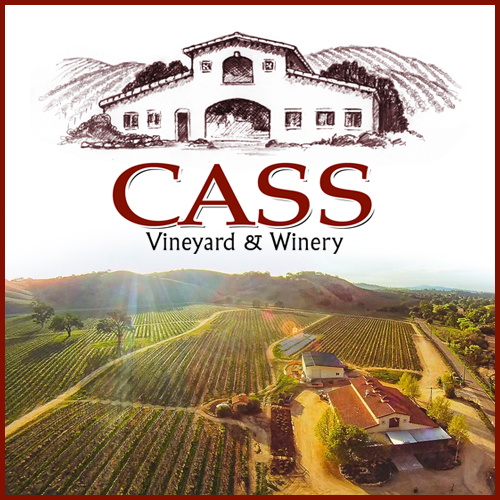 geo.to easy. fast. accurate. Cass Winery locations by you business logo