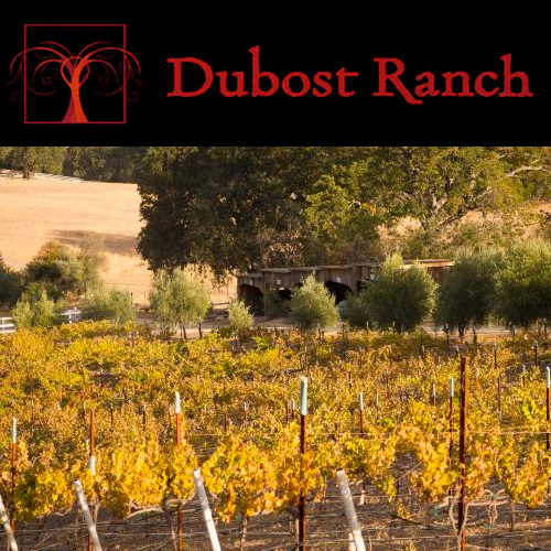 geo.to easy. fast. accurate. Dubost Winery locations by you business logo